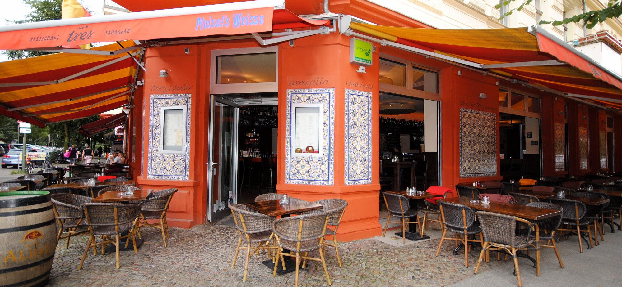 Tres Tapas Restaurant Tapasbar Tres Tapastres Tapas Original