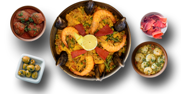 Tapas Day im Tres Tapas - Spanische Tapas Bar & Restaurant